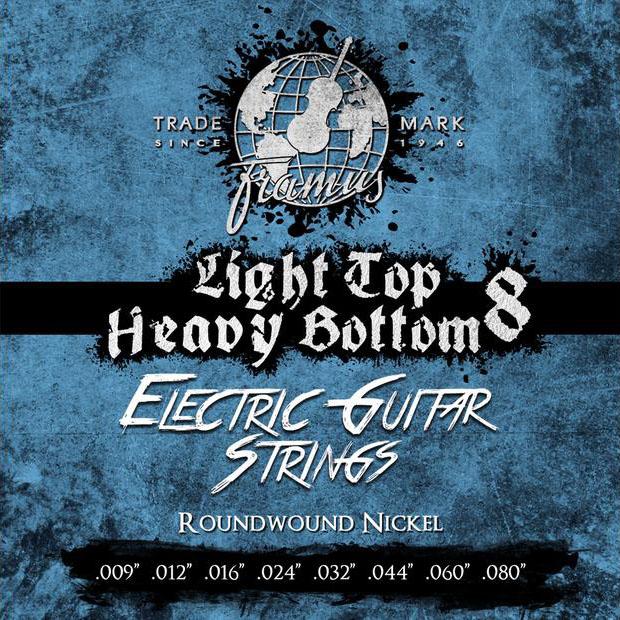 """Framus Blue Label 8-String Light Top Heavy Bottom, 009""""/080"""""""