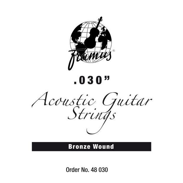 """Framus Bronze Single String, Wound, .030"""""""
