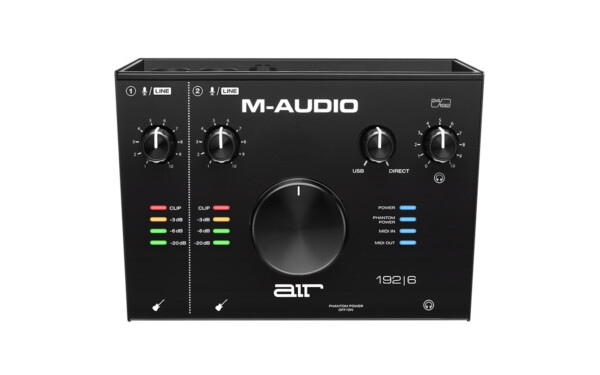 M-Audio AIR 192I6 USB Audio Interface