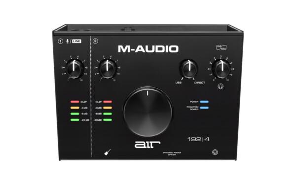 M-Audio AIR 192I4 USB Audio Interface