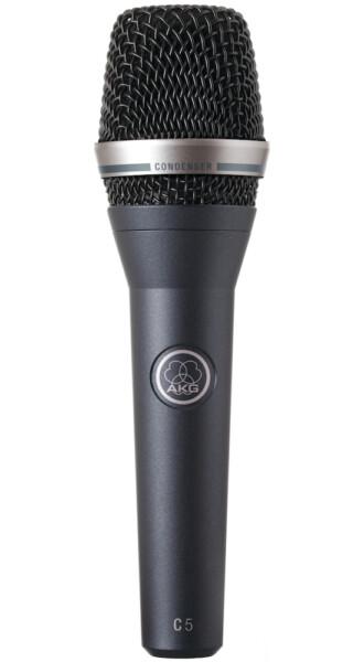 AKG C5 Condenser Vocal Microphone, Cardioid