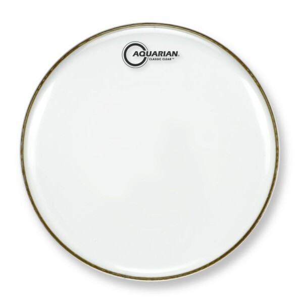 """Aquarian Classic Clear Snare Bottom 10"""""""