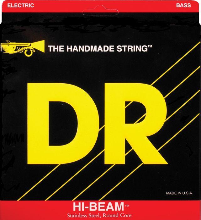 """DR Strings Hi-Beam Bass Medium XL Scale 045""""/105"""""""