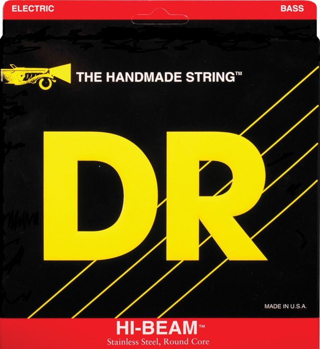 "DR Strings Hi-Beam Bass Medium 5-String 045""/125"""
