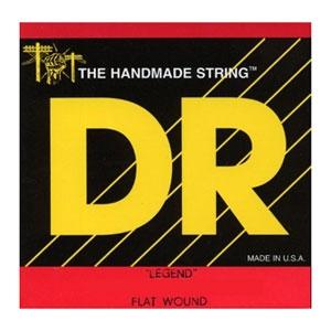"DR Strings Legend Flat-Wound Lite 012""/052"""