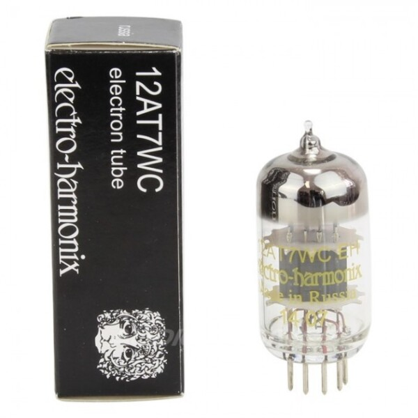 Electro-Harmonix 12AT7WC EH Preamp Tube