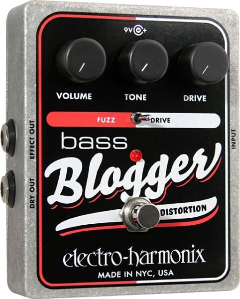 Electro-Harmonix Bass Blogger Overdrive / Distortion