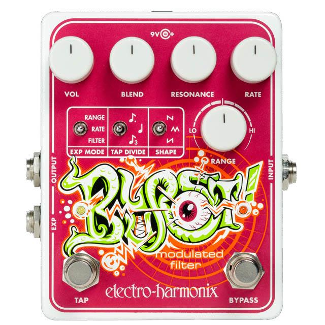 Electro-Harmonix Blurst, Modulated Filter