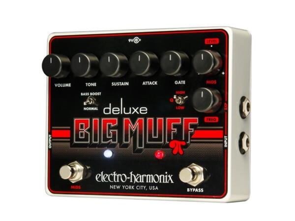 Electro-Harmonix Deluxe Big Muff Pedal