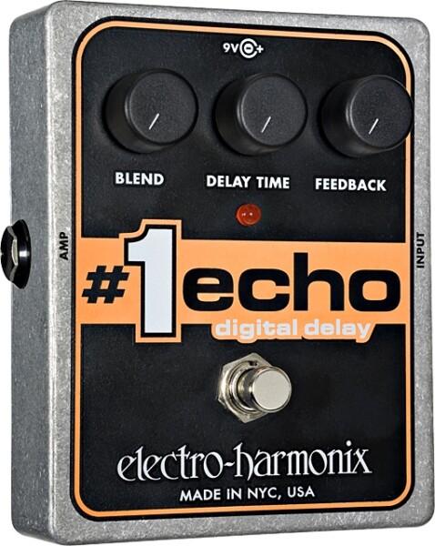 Electro-Harmonix Echo 1 Delay Pedal