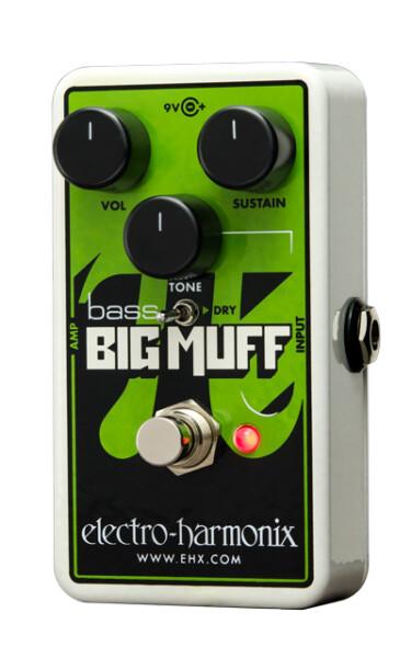 Electro-Harmonix Nano Bass Big Muff Pedal