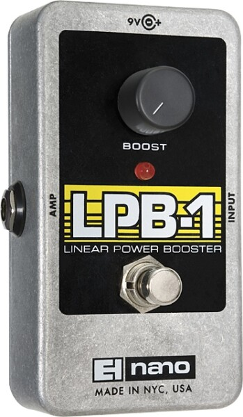 Electro-Harmonix Nano LPB-1 Power Booster