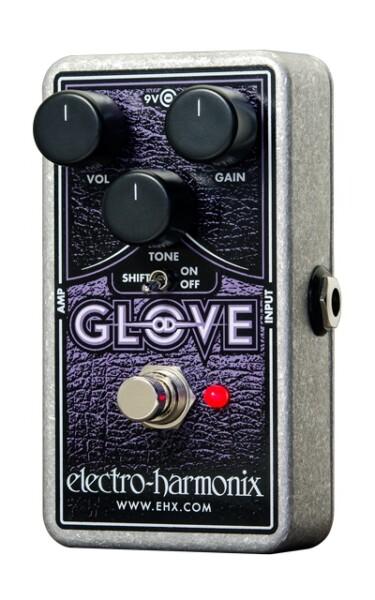 Electro-Harmonix OD Glove Pedal