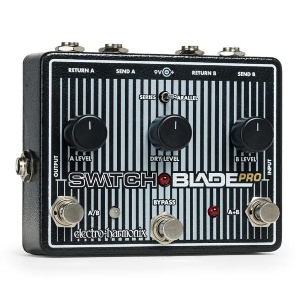 Electro-Harmonix Switchblade Pro Deluxe Switcher