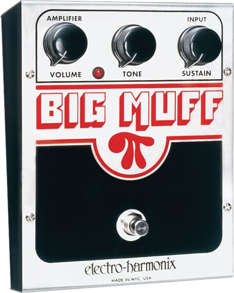 Electro-Harmonix Big Muff Pi NYC Original