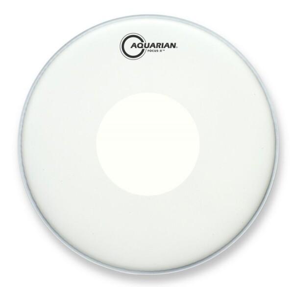 "Aquarian Focus-X Texture Coated w/ Reverse Power Dot 14"""