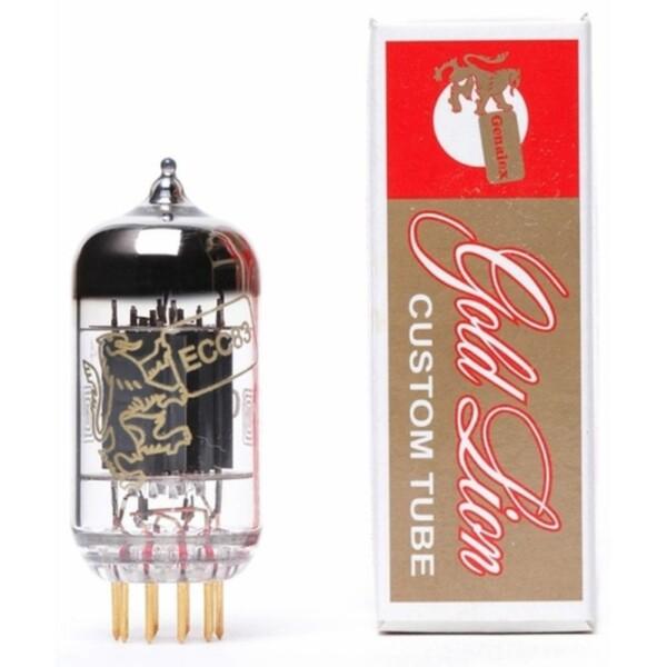 Genalex 12AX7/ECC83/CV4004 Preamp Tube, Gold Pins
