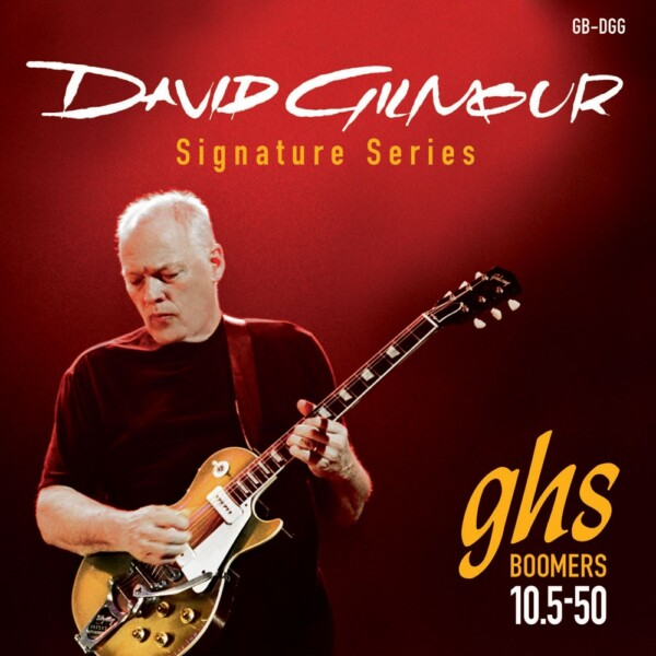 """GHS Boomers David Gilmour Signature 0105""""/050"""""""