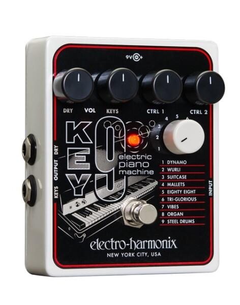 Electro-Harmonix KEY9, Electric Piano Machine