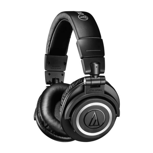 Audio Technica M50XBT Wireless Over-Ear Headphones