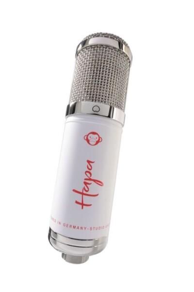 Monkey Banana Hapa White USB Condenser Microphone