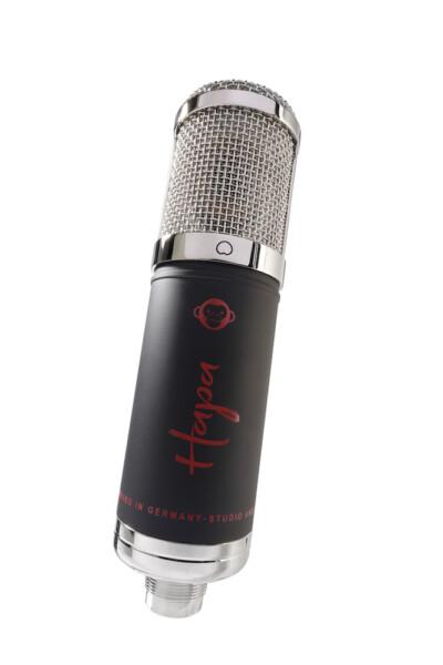 Monkey Banana Hapa Black USB Condenser Microphone