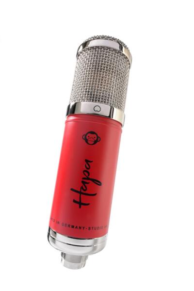 Monkey Banana Hapa Red USB Condenser Microphone