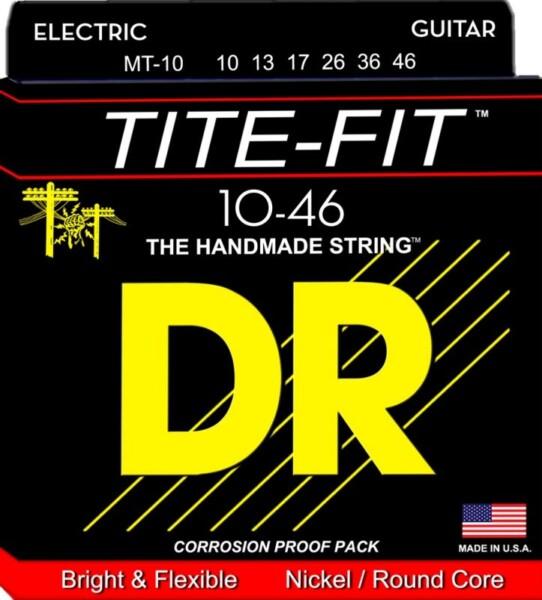 "DR Strings Tite Fit  Medium 010""/046"""