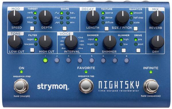 Strymon Night Sky Reverb