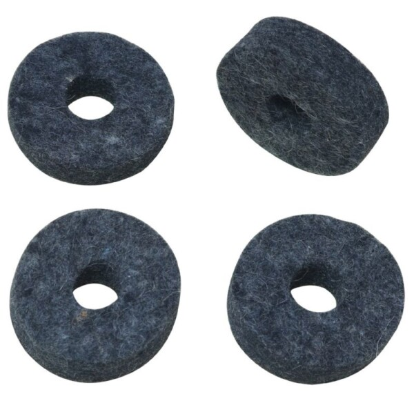 Dixon Felt Washer For Cymbal Stand, 35x12x10mm, 4 pcs