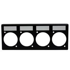Best-Tronics 4 Port Side Mountable Panel