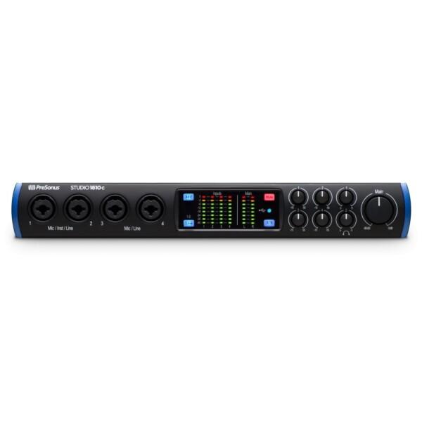 Presonus Studio 1810C USB-C Audio Interface