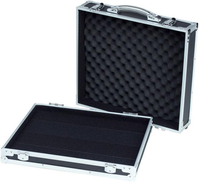 Rockcase Effect Pedal Board Flight Case, Black
