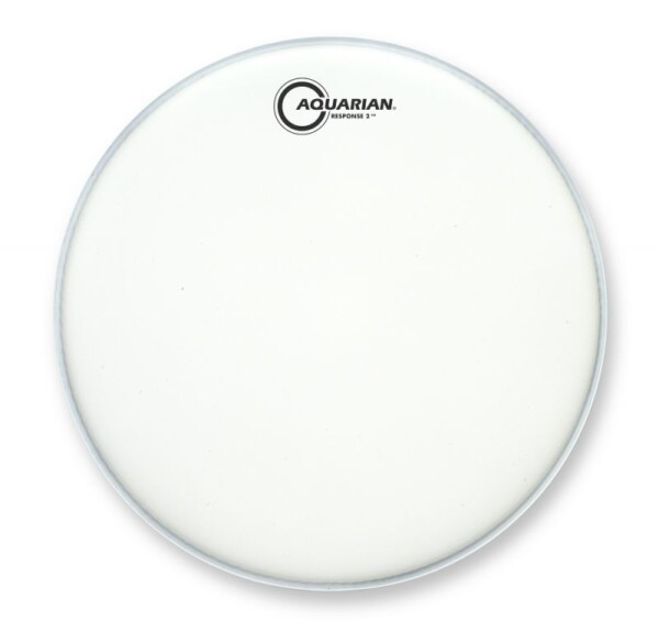 """Aquarian Response 2 Texture Coated Two Ply 10"""""""