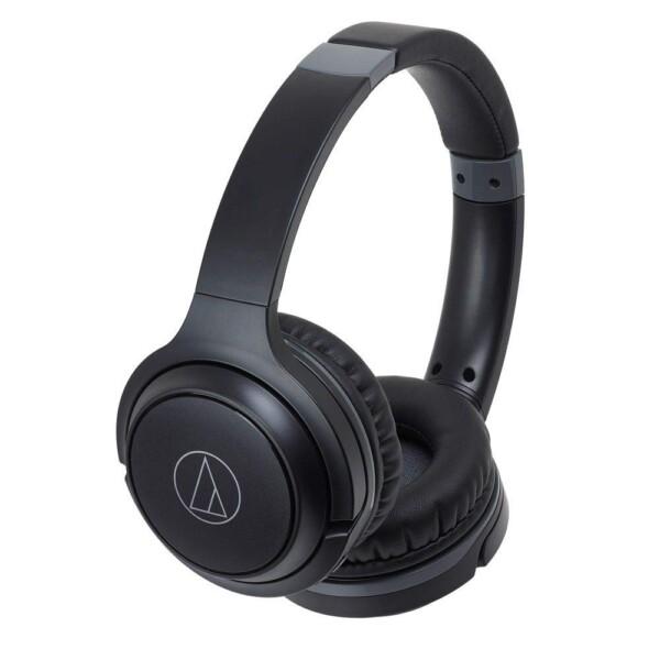 Audio Technica S200BTBK Wireless Headphones Black