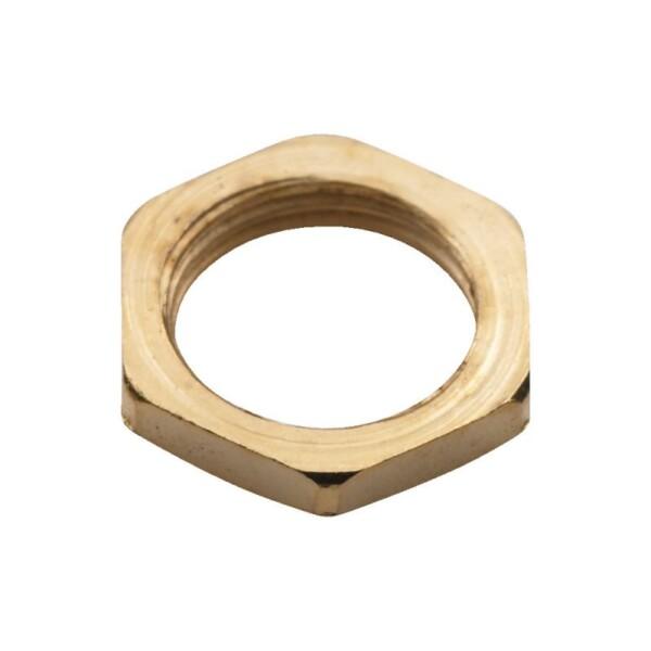 Pot Nut M10 x 0,75-13, Gold