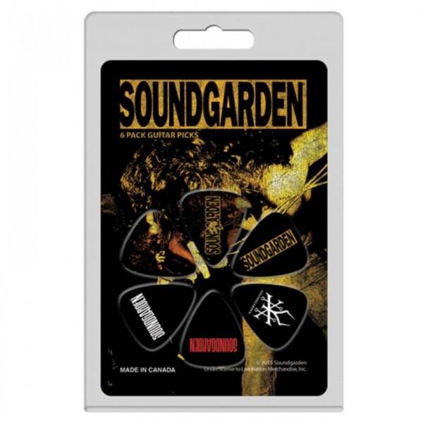 Perri's 6 Pick Pack Soundgarden