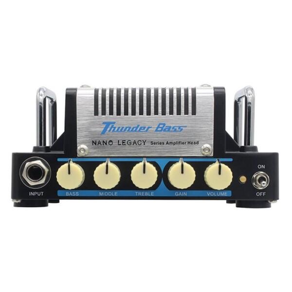 Hotone Thunder Bass Nano Legacy Amp Head