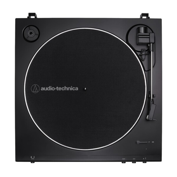 Audio Technica LP60XBK Fully Automatic Belt-Drive Turntable