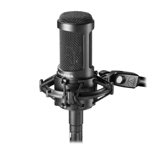 Audio Technica AT2050 Large Diaphragm Multi Pattern Condenser Mic