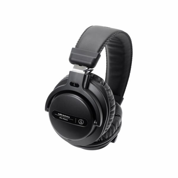 Audio Technica PRO5XBK Professional DJ Monitor Headphones