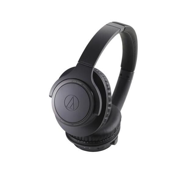 Audio Technica SR30BTBK Wireless Headphones Black