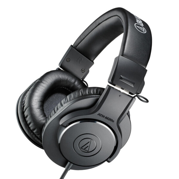 Audio Technica M20X Closed Back Headphones