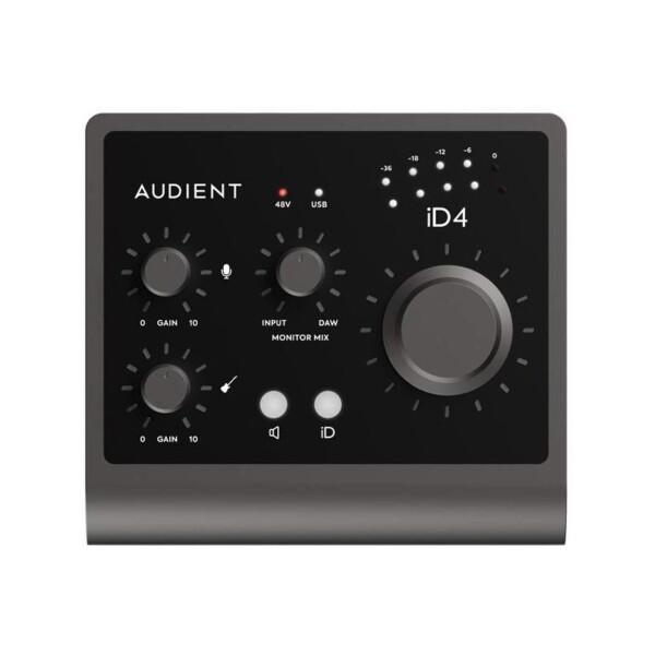 Audient ID4 MKII USB Interface