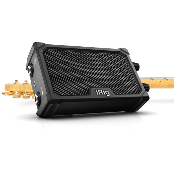 IK Multimedia iRig Nano Amp Micro Guitar Amplifier