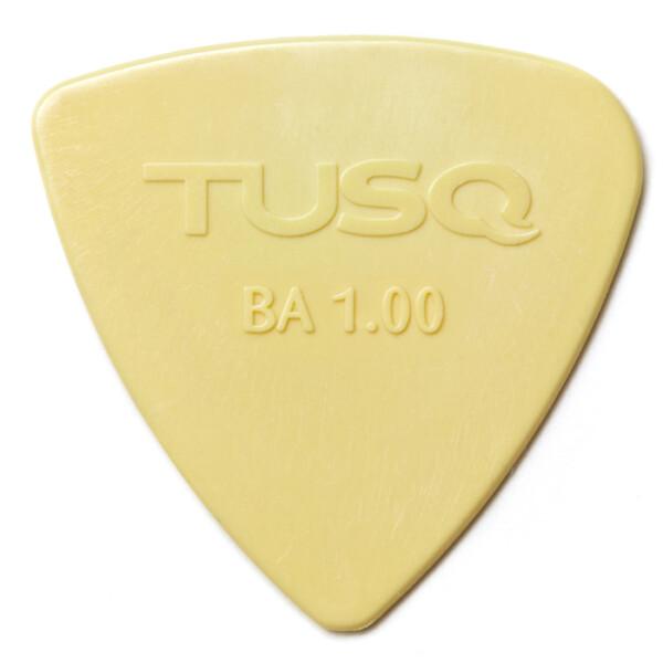 Graph Tech TUSQ Bi-Angle Pick 1.00mm, Warm, Vintage White