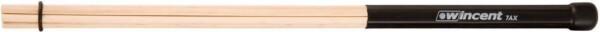 WINCENT 6 birch rods, short handle