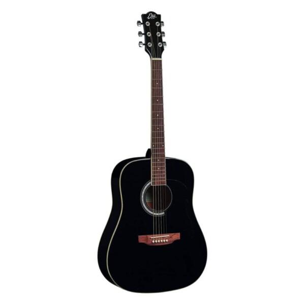 Eko Guitars Ranger 6 Dreadnought, Black
