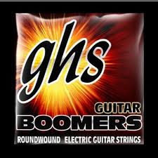 """GHS Boomers Single String Plain 021"""""""